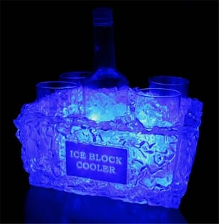 Summit Crafts Design Ice Effect Resin Holder
