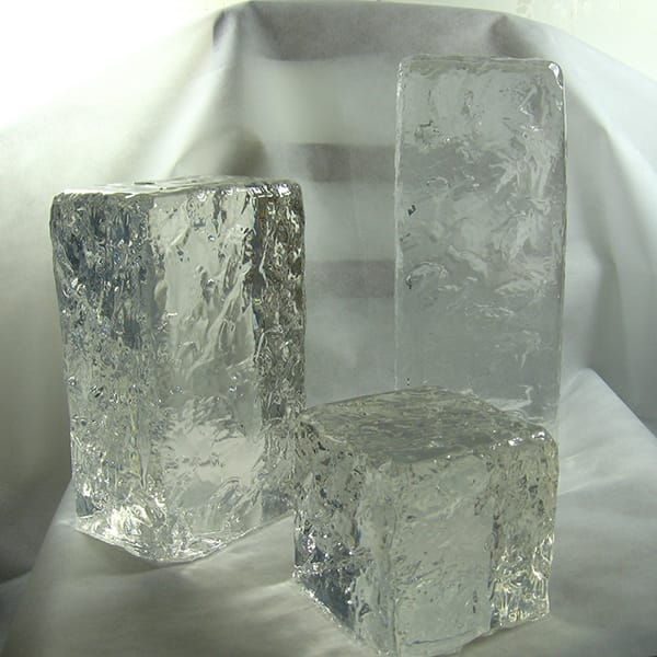 Large Artificial Ice Block