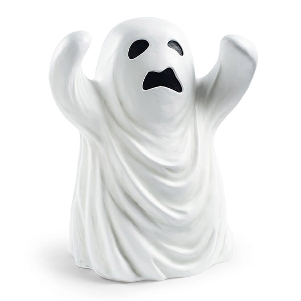 Customized Cute Cartoon White Ghost Figures