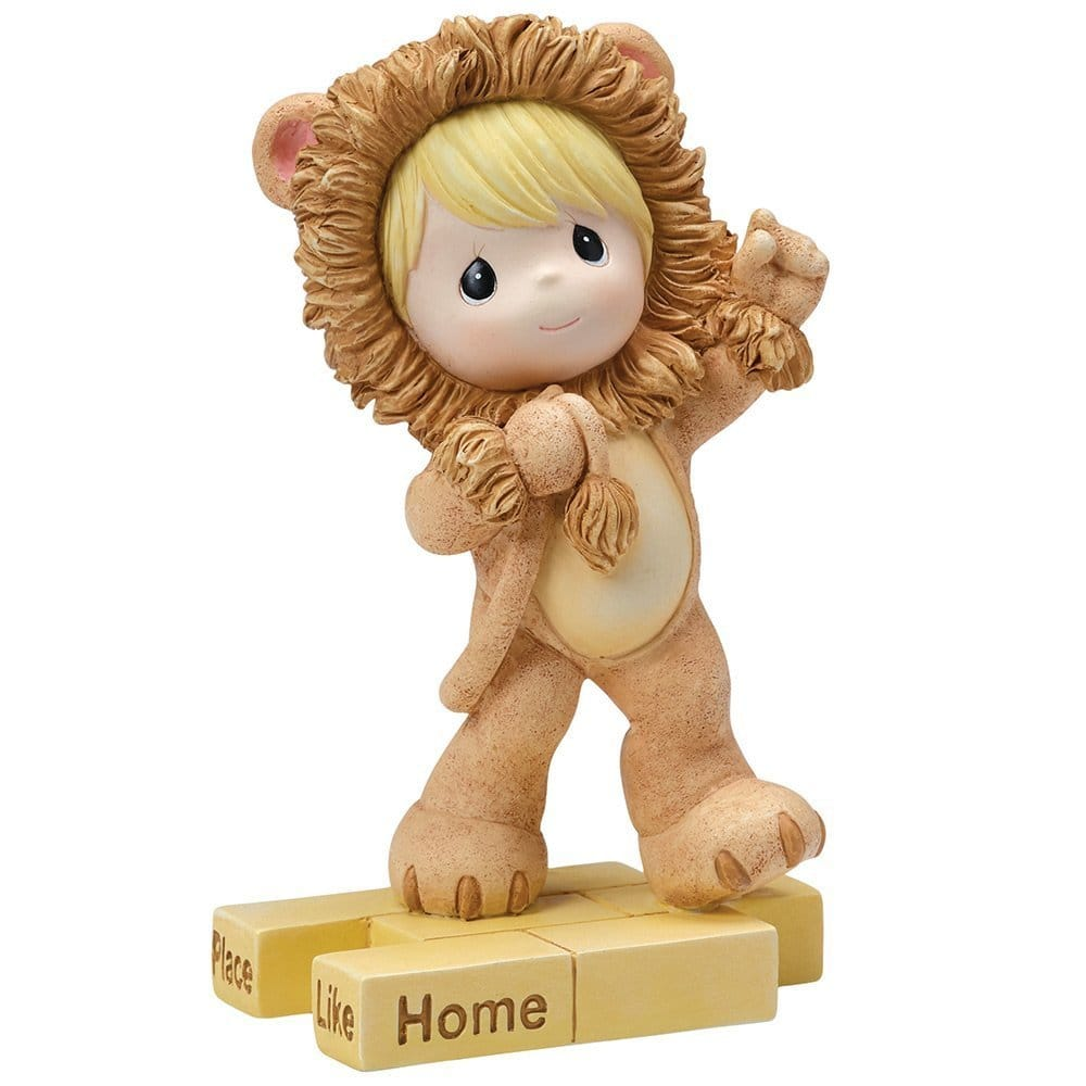 """The Wonderful World of Oz"" Lion, Resin Figurine"