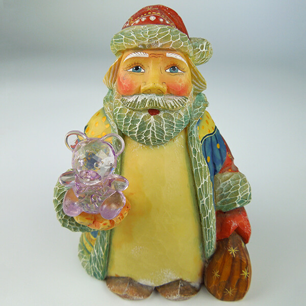 Resin Figurines of Santa Claus