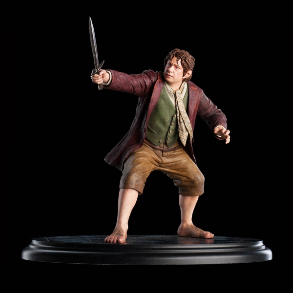The Hobbit Bilbo Baggins Action Figures