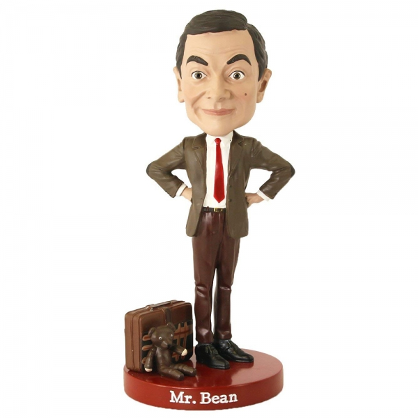 Mr. Bean Bobblehead figures