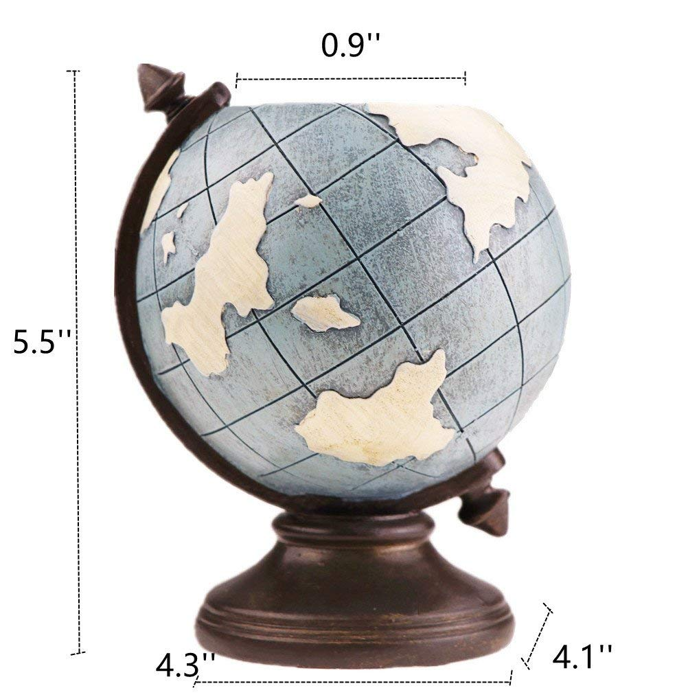 Amazon Hotsale Globe Pen Holder  Desk Organizer Home Office Supply